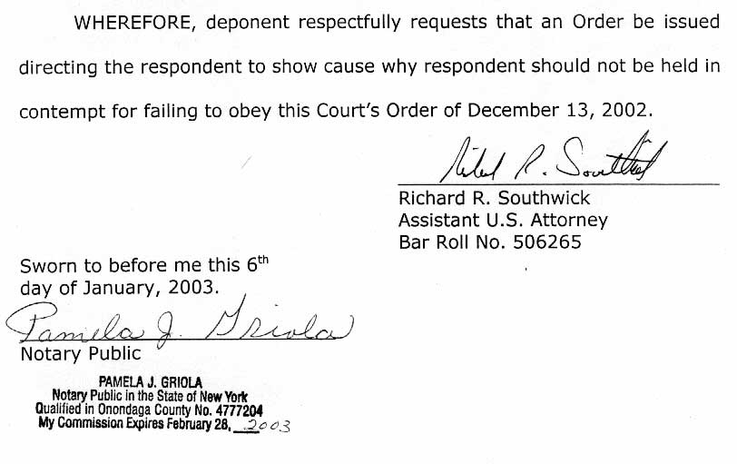 Federal civil rights action for parents syracuse request by us attorney to have john held in contempt page 1 page 2 spiritdancerdesigns Image collections